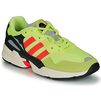 Skor Herr Sneakers adidas Originals YUNG-96 Gul