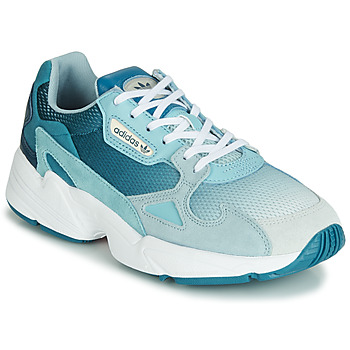 Skor Dam Sneakers adidas Originals FALCON W Blå