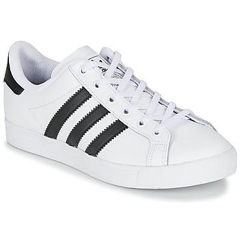 Skor Barn Sneakers adidas Originals COAST STAR J Vit / Svart
