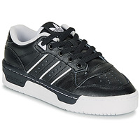 Skor Barn Sneakers adidas Originals RIVALRY LOW J Svart