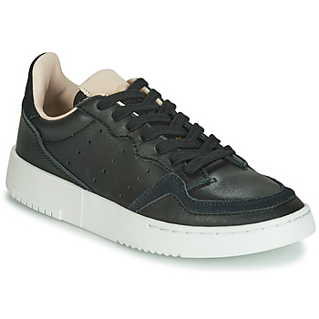 Skor Barn Sneakers adidas Originals SUPERCOURT J Svart
