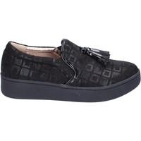 Skor Dam Slip-on-skor Uma Parker Sneakers BR54 Svart