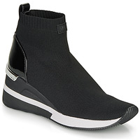Skor Dam Höga sneakers MICHAEL Michael Kors SKYLER Svart