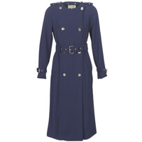 textil Dam Trenchcoats MICHAEL Michael Kors COLLARLESS TRENCH Marin