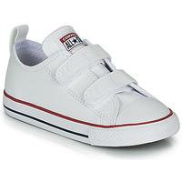 Skor Barn Sneakers Converse CHUCK TAYLOR ALL STAR 2V - OX Vit