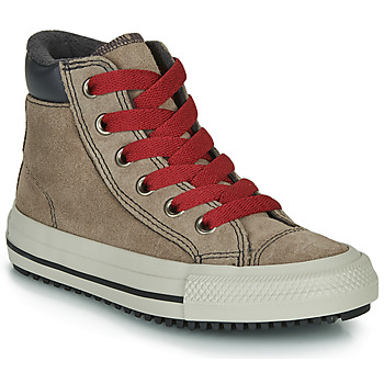 Skor Höga sneakers Converse CHUCK TAYLOR ALL STAR PC BOOT BOOTS ON MARS - HI Brun