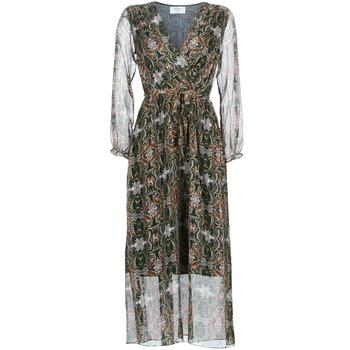 textil Dam Långklänningar Betty London LILIE-ROSE Grön / Flerfärgad