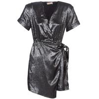 textil Dam Korta klänningar Moony Mood LIVINE Silver