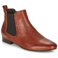 Skor Dam Boots Betty London HYBA Cognac