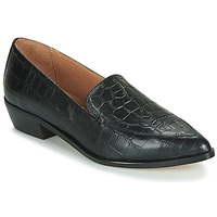 Skor Dam Loafers Betty London LETTIE Svart