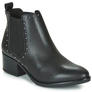 Skor Dam Boots Betty London LORYE Svart