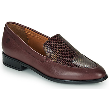 Skor Dam Loafers Betty London LILI-FLEUR Bordeaux