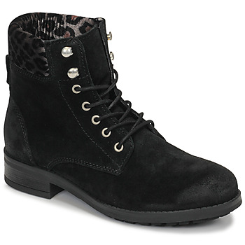 Skor Dam Boots Betty London LIVIANE Svart