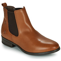 Skor Dam Boots Betty London LISELOTTE Cognac