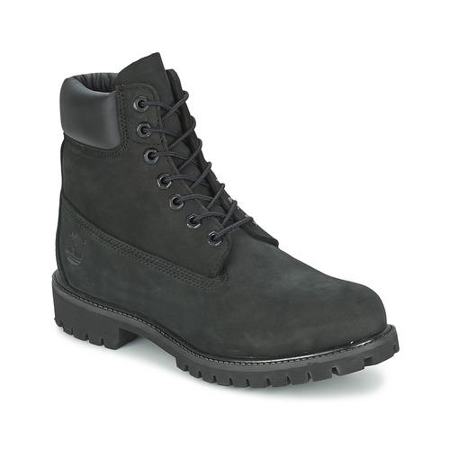 Skor Herr Boots Timberland 6IN PREMIUM BOOT Svart