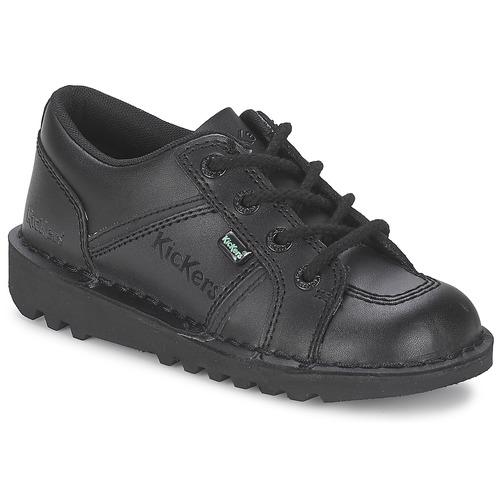 Skor Barn Sneakers Kickers KICK LOTOE Svart