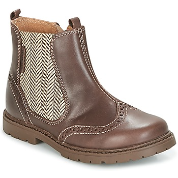 Skor Barn Boots Start Rite DIGBY Brun