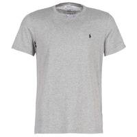 textil Herr T-shirts Polo Ralph Lauren S/S CREW-CREW-SLEEP TOP Grå