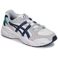 Skor Herr Sneakers Asics GEL-BND Vit / Marin