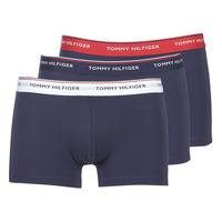 Underkläder  Herr Boxershorts Tommy Hilfiger PREMIUM ESSENTIALS-1U87903842 Marin