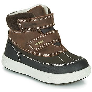 Skor Pojkar Boots Primigi PEPYS GORE-TEX Brun