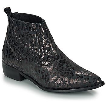 Skor Dam Boots Ippon Vintage GILL ARTY Svart