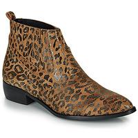 Skor Dam Boots Ippon Vintage GILL ARTY Kamel