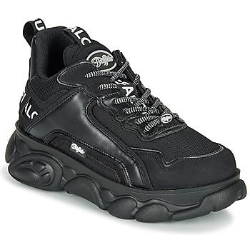 Skor Dam Sneakers Buffalo CHAI Svart / Vit
