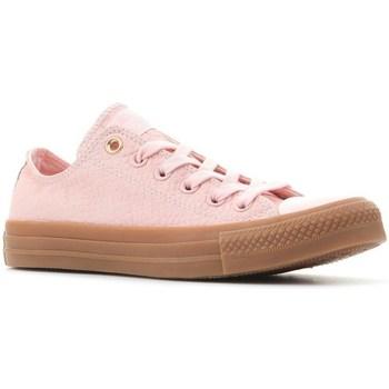 Skor Dam Sneakers Converse Ctas OX Rosa