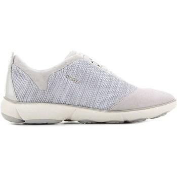 Skor Dam Sneakers Geox D Nebula Beige