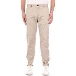 textil Herr Chinos / Carrot jeans Selected 16066556 Beige