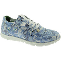 Skor Dam Sneakers Slowwalk SLOW10707Wfio blu