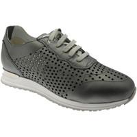 Skor Dam Sneakers Calzaturificio Loren LOC3845gr grigio