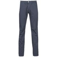textil Herr Chinos / Carrot jeans Le Temps des Cerises JAS3 Marin