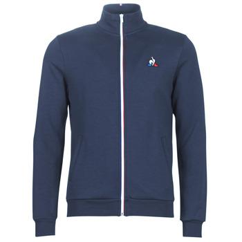 textil Herr Sweatjackets Le Coq Sportif ESS FZ SWEAT N°2 M Blå / Marin