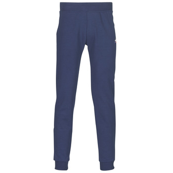 textil Herr Joggingbyxor Le Coq Sportif ESS PANT SLIM N°1 M Blå / Marin