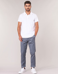 textil Herr Chinos / Carrot jeans Selected SLHSLIM Grå