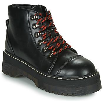 Skor Dam Boots Coolway ABLIS Svart / Röd