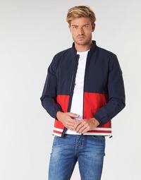 textil Herr Vindjackor Aigle YRMUK Marin / Röd