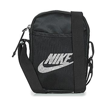 Väskor Portföljer Nike NK HERITAGE S SMIT Svart