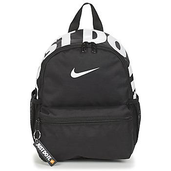 Väskor Barn Ryggsäckar Nike Y NK BRSLA JDI MINI BKPK Svart