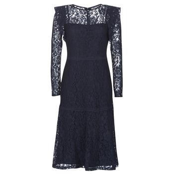 textil Dam Korta klänningar Lauren Ralph Lauren BLAIR Marin