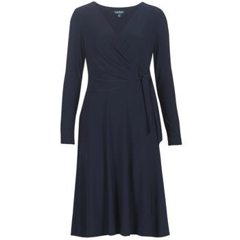 textil Dam Långklänningar Lauren Ralph Lauren COREEN Marin