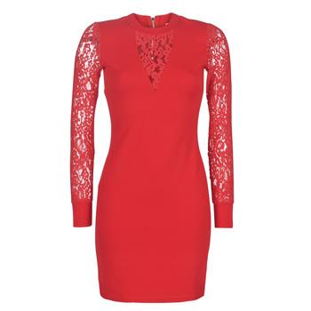 textil Dam Korta klänningar Moony Mood LICE Röd