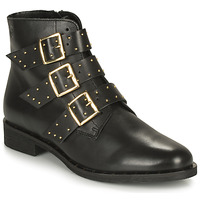 Skor Dam Boots Betty London LYS Svart
