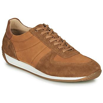 Skor Herr Sneakers Casual Attitude LARY Kamel