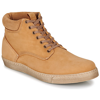 Skor Herr Boots Casual Attitude LEO Beige