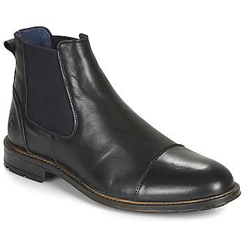 Skor Herr Boots Casual Attitude JANDY Svart