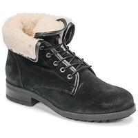 Skor Dam Boots Casual Attitude LEILA Svart