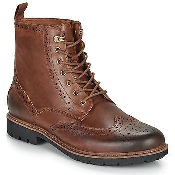 Skor Herr Boots Clarks BATCOMBE LORD Kamel